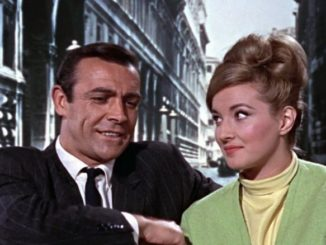 Bons baisers de Russie, le second film James Bond avec Sean Connery